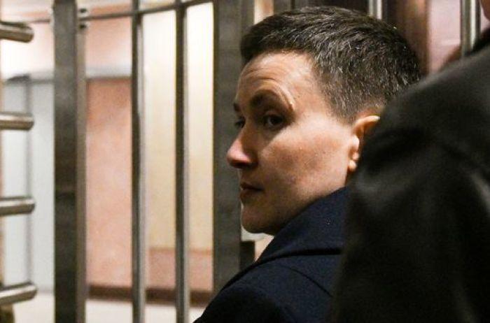 Луценко потребовал максимального срока наказания для Савченко