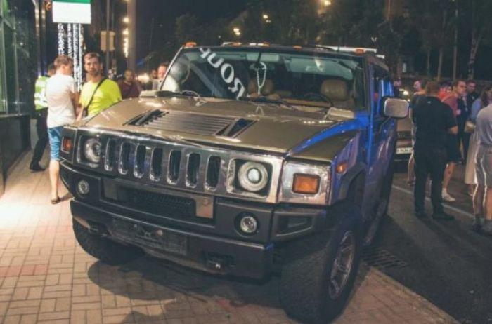 ДТП с мажором на Hummer: в деле новый поворот