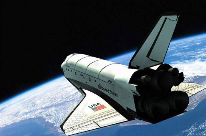 Власти скрывают правду: то, что увидел астронавт на борту шаттла, повергло его в шок