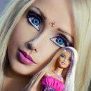 Помните «Одесскую Барби»? Вот как она выглядит без макияжа