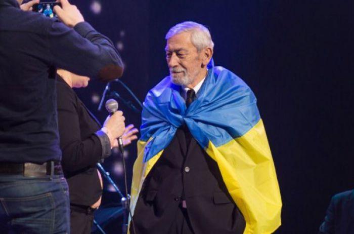 Вахтанг Кикабидзе поразил словами об Украине на концерте