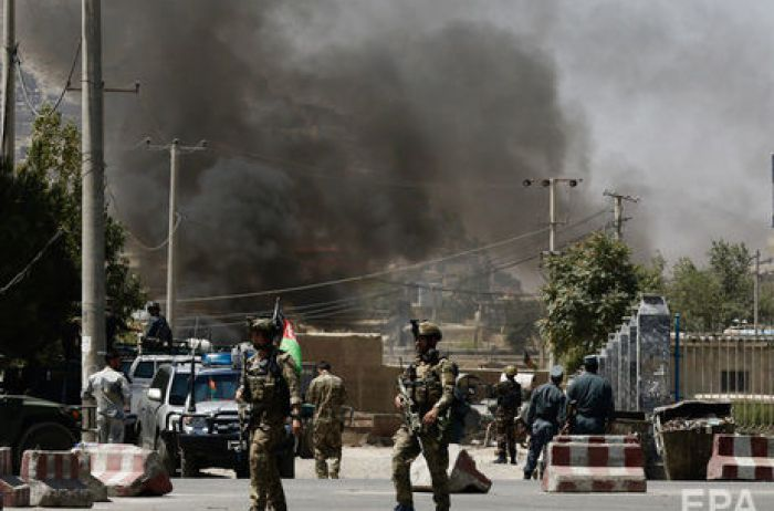 В Кабуле обстреляли президентский дворец