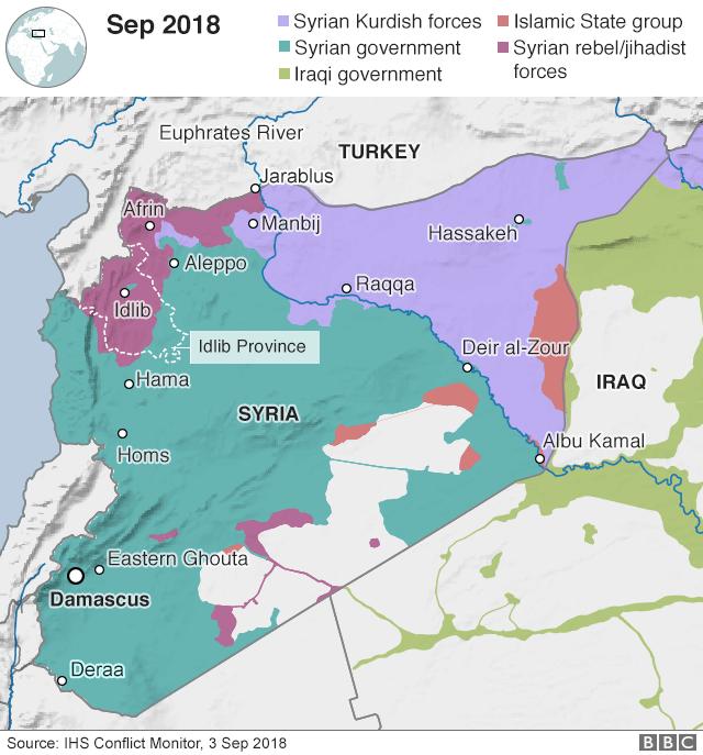 Путин решил испытать терпение Трампа в Сирии: нанесен мощный авиаудар