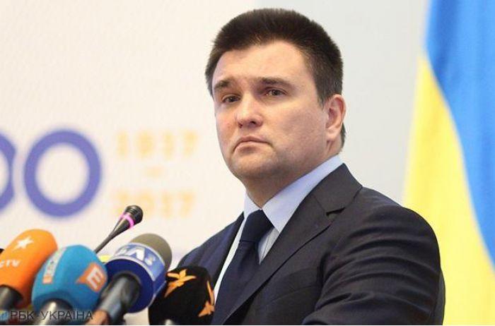 Климкин рассказал, как Украина собирается бороться с агрессией России в Азовском море