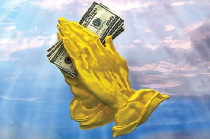 Читайте эти молитвы, чтобы справиться с денежными затруднениями