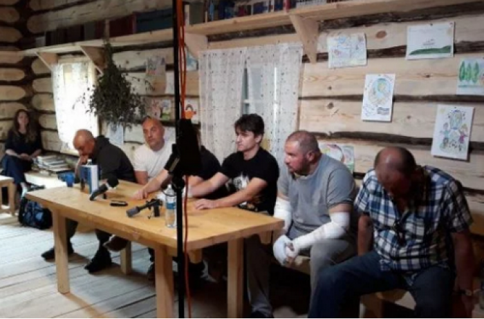 ''Ташкента'' и экс-советника Захарченко засекли в России на хуторе