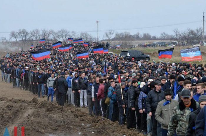 Боевики «ЛНР» хотят передать Украине более 40 заключенных