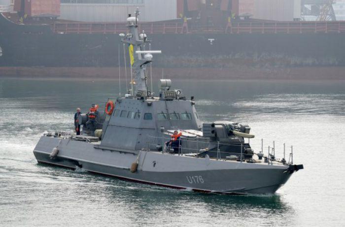 ВМС Украины был спущен на воду первый бронекатер «Лубны»