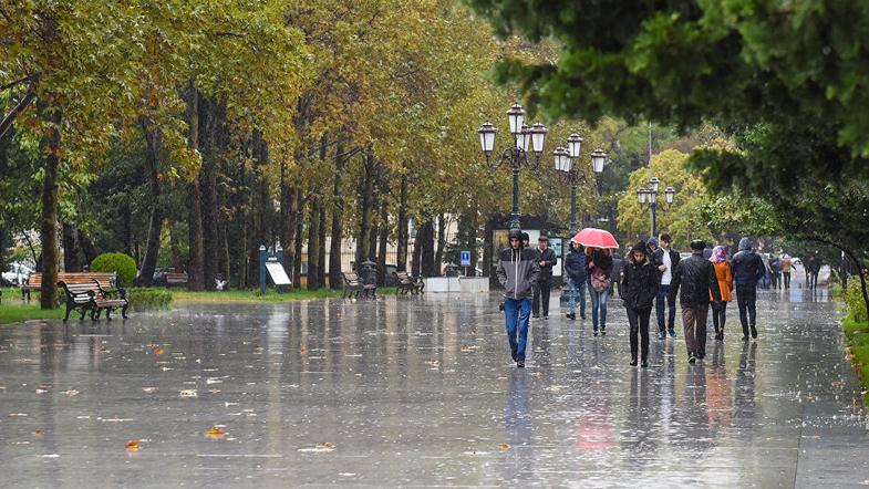 Синоптики сделали прогноз погоды на выходные