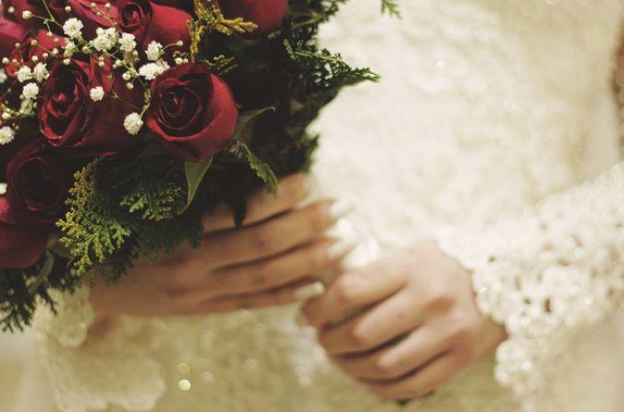 Невеста потрясла гостей на свадьбе отчаянным поступком