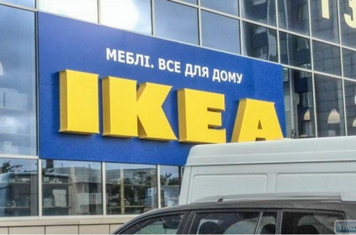 IKEA отказала Януковичу и его подельникам