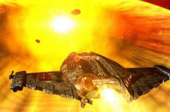 Жители Сан-Бернардино были напуганы появлением «солнечных» НЛО