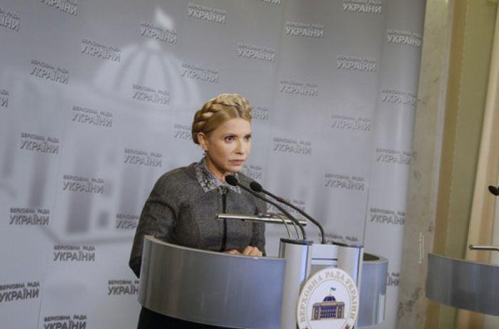 Палий: Тимошенко пообещала отменить все пенсии и социальные выплаты в Украине