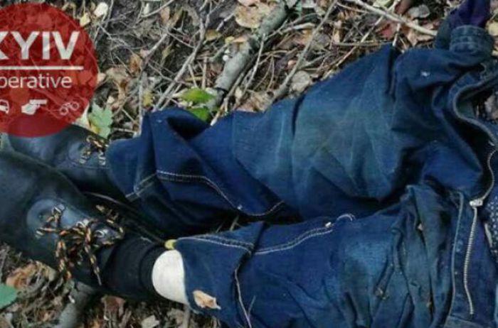 В Киеве нашли труп мужчины без гениталий