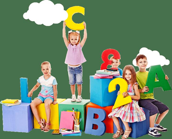 Частный детский сад с английским обучением