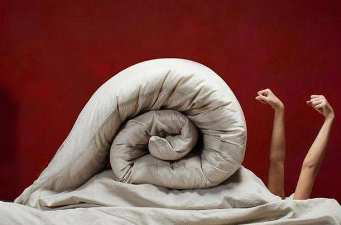 Как легко просыпаться в холодное время года