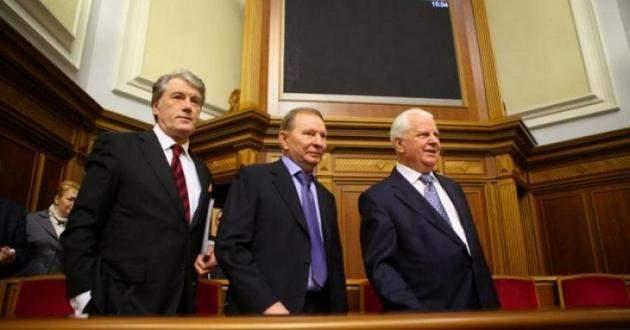 Стало известно, кто может занять место Кучмы в Минске