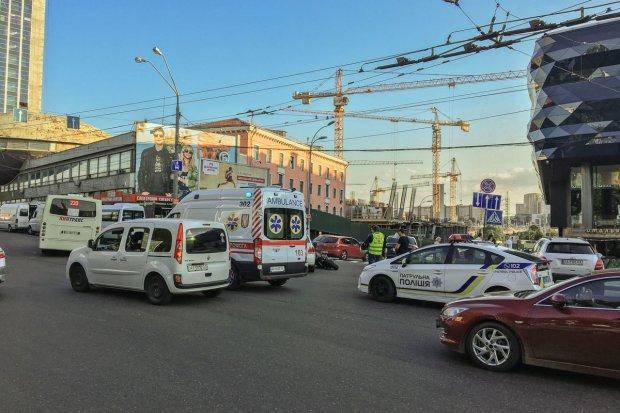 Оторвало ноги: жуткая авария в Киеве искалечила десяток людей