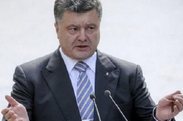 Порошенко заявив, що готовий віддати життя за український народ