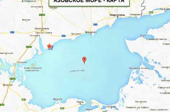 В Азовском море произошло серьезное ЧП: подробности
