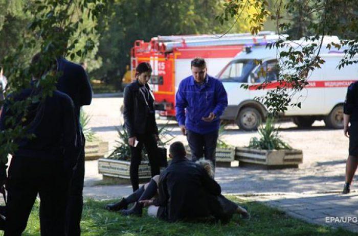 Обнародовали список пострадавших в Керчи