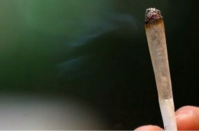 Кандидата в президенты задержали за распространения марихуаны. ВИДЕО