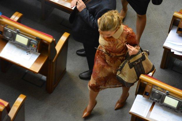 А нам – новая цена на газ: депутатша разъярила украинцев дорогущей сумкой
