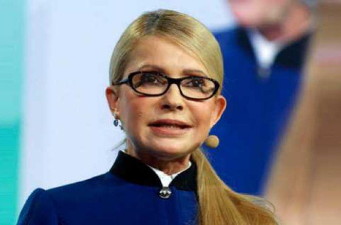 В соцсетях возмутились агитацией Юлии Тимошенко на молодежном фестивале