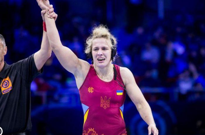 Отрадно: Украинка завоевала титул чемпионки мира по вольной борьбе