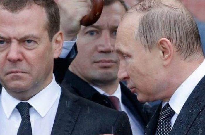 Путин болен и ненароком выдал свой диагноз