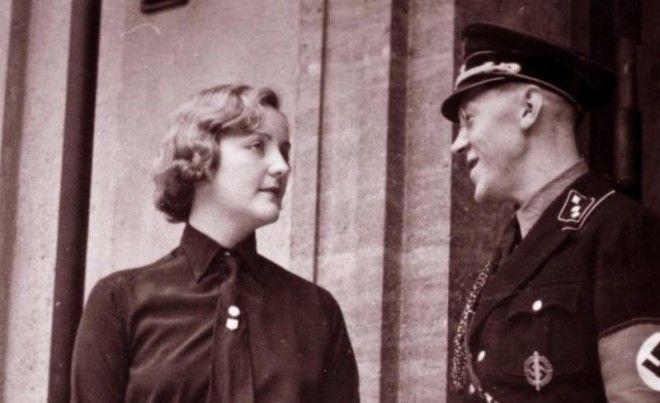 Пять любимых женщин Адольфа Гитлера