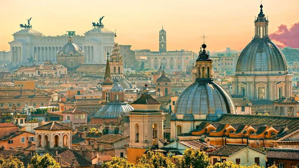 Авиарейсы  Киев – Рим по выгодным ценам