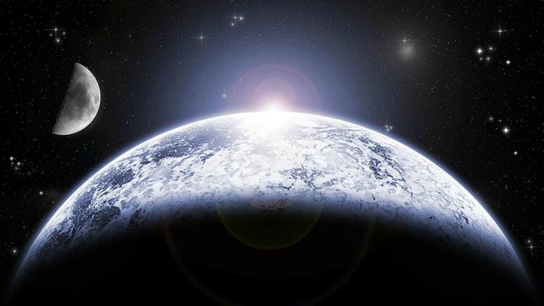 Уфолог: лунный кратер Дамуазо кишит инопланетянами