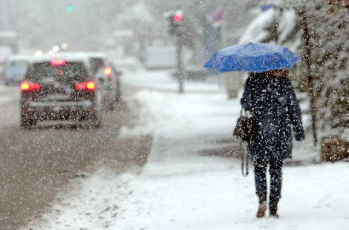 Зима ворвется дважды: точная дата, когда в Украине выпадет первый снег