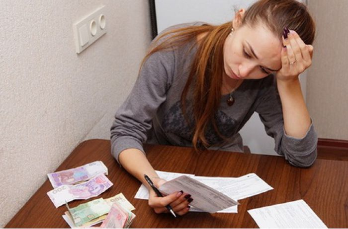 Украинцев будут по-новому наказывать за долги