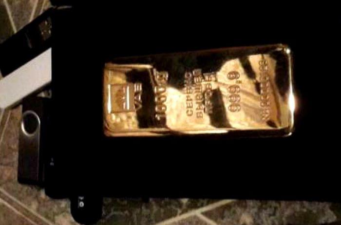 Обыски у Бережной: СБУ нашла письмо Лаврову и килограмм золота