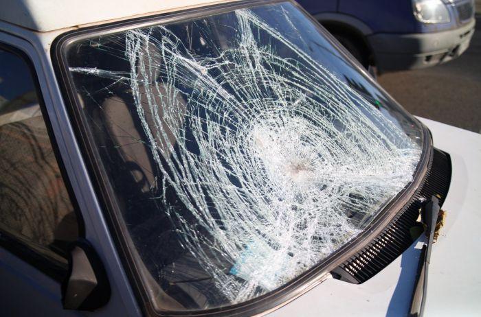 В Днепре легковушка насмерть сбила пешехода