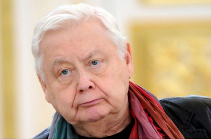 Сын раскрыл главную тайну смерти Олега Табакова