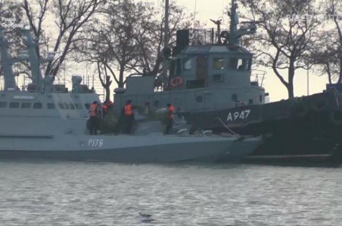 В оккупированной Керчи арестовали еще троих украинских моряков