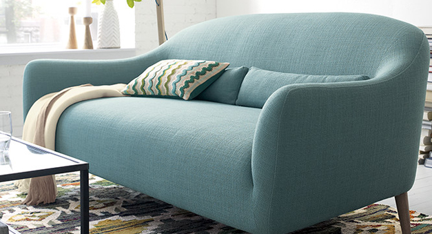Ткани с принтом для перетяжки диванов