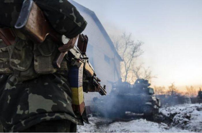 На Донбассе силы ООС понесли потери