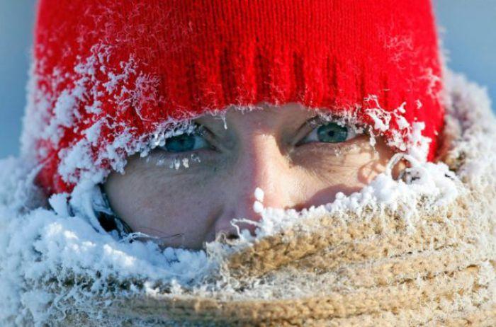 Зима входит в свои права: когда в Украине ожидать до минус 25