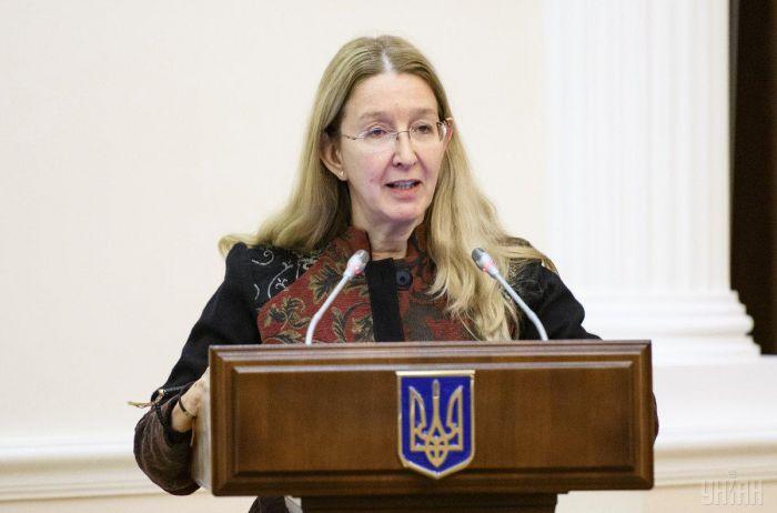 Стало известно, кого Порошенко послал «спасать» Супрун