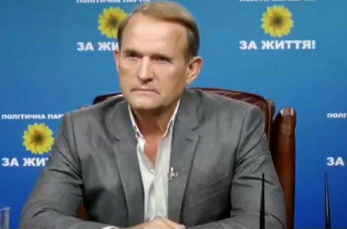 У Медведчука заявили о полной несостоятельности и «Народного фронта», и Тетерука