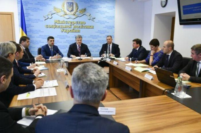 Порошенко рассказал, когда Украина откажется от импорта газа