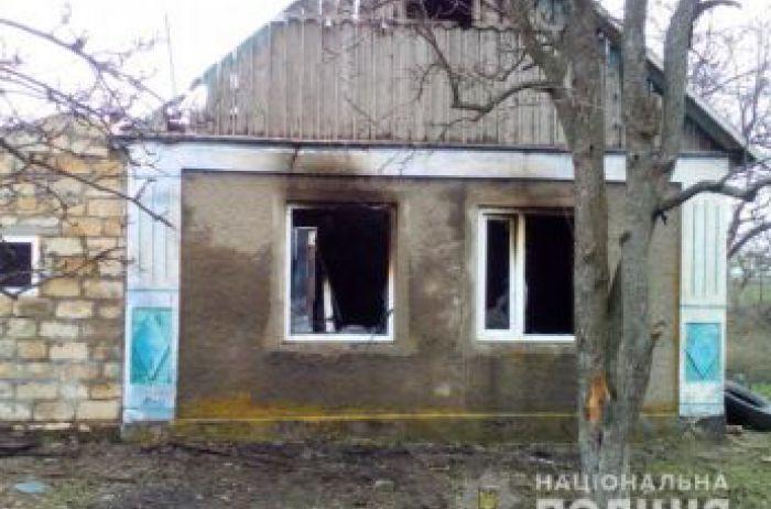 На Херсонщине в пожаре погибли 7-летняя девочка и 4-летний мальчик