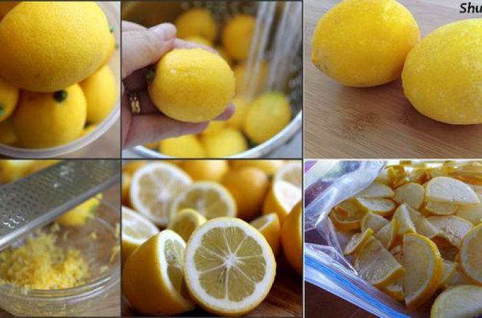 Зачем диабетикам замороженные лимоны: это очень хорошее средство и просто для полных
