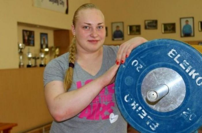 В Одесской области живет самая сильная женщина Украины. ВИДЕО