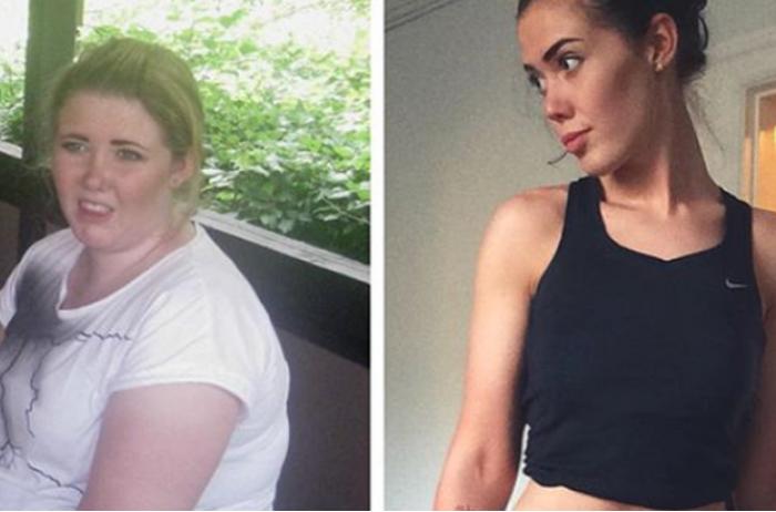 Девушка рассказала, как чайная ложка помогла ей избавиться от 60 кг