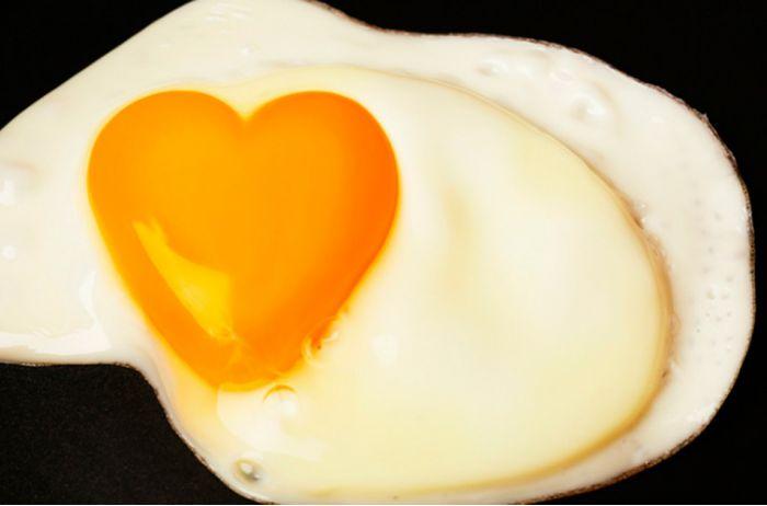 Что сделают с сосудами три яйца в неделю